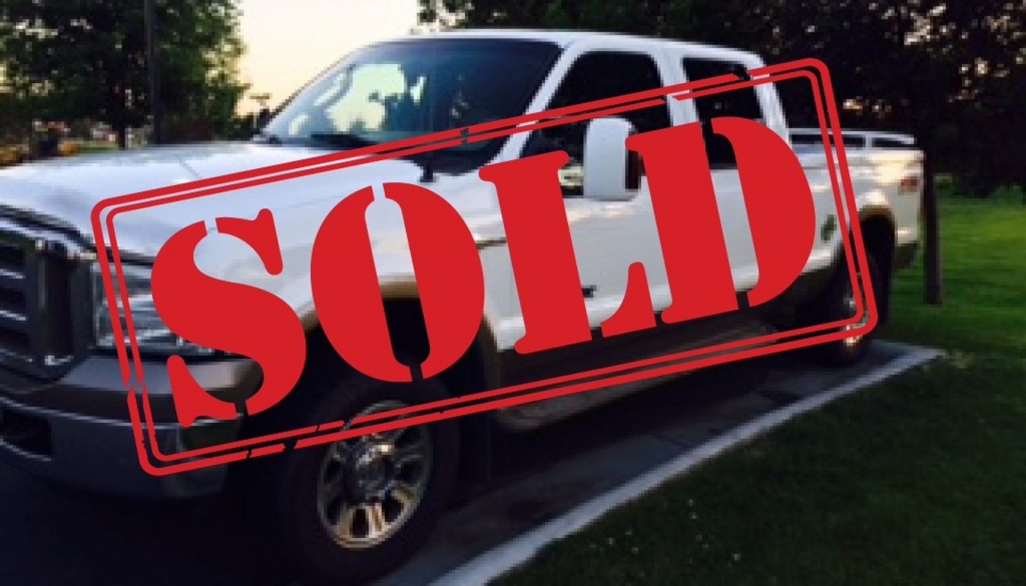 Sold Truck