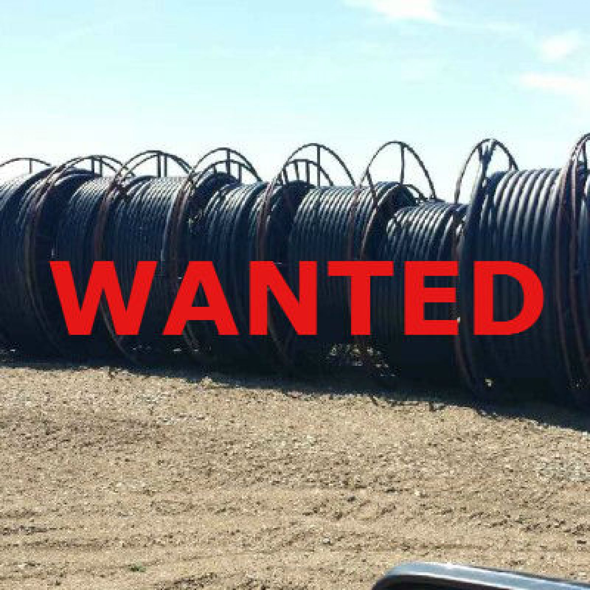 WANTED PIPE