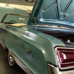 1967 Dodge Monaco Convertible
