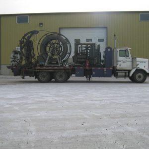 2005 Coil Tubing Unit