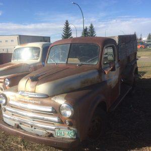 1950 Dodge. Flat head 6