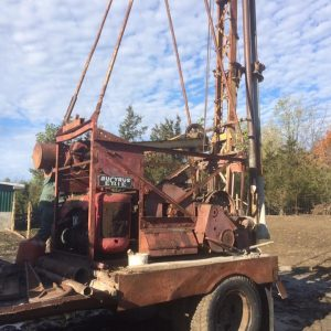 1953 BE 20W Water Well Drill