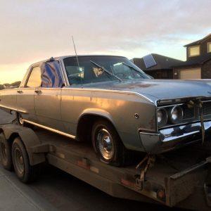 1968 Polara 500 318cid