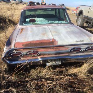 Wilf Carter's Car