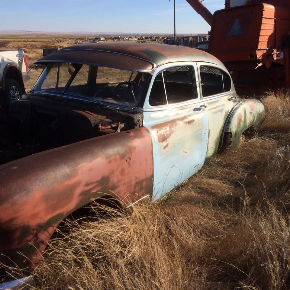 1949 Pontiac Fast Back