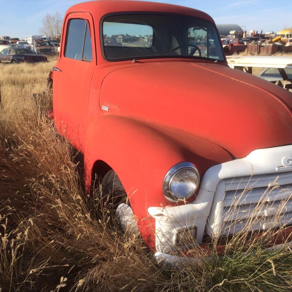 1954 GMC 1 Ton
