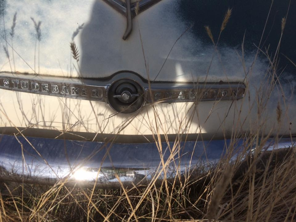 1955 Studabaker Champion