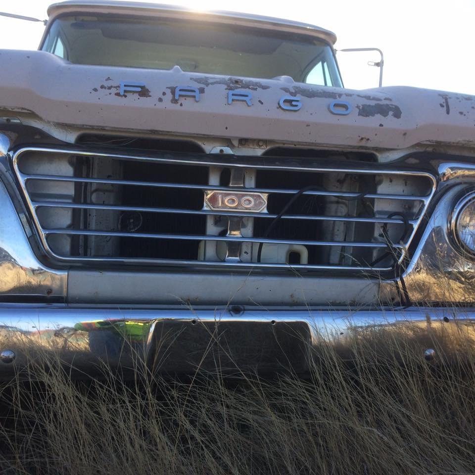 1965 Fargo 1/2 Ton Pickup