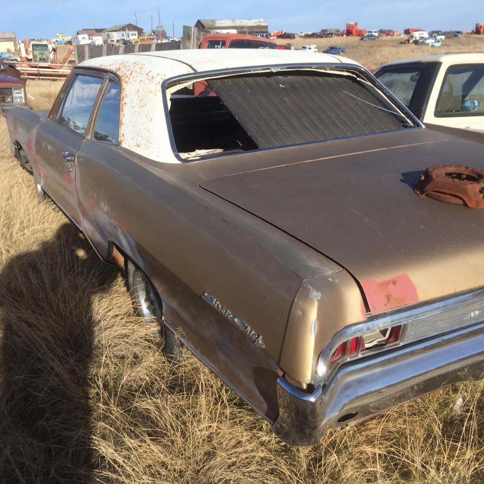 1965 Pontiac Strato Chief