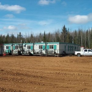 26 Man Full Service Camp